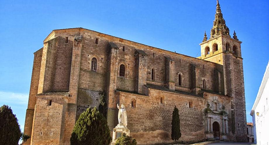 Iglesia basilical Nuestra Señora de la Asunción